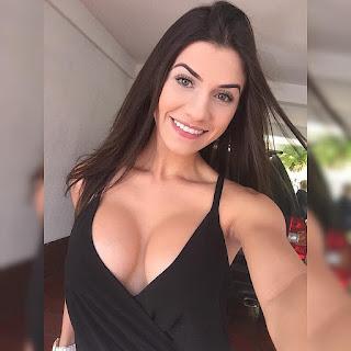 Floriana Bastidas hot boobs instagram