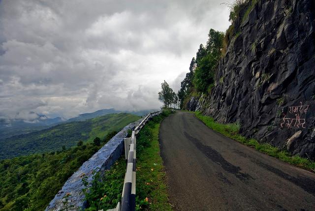 Kodaikanal Road