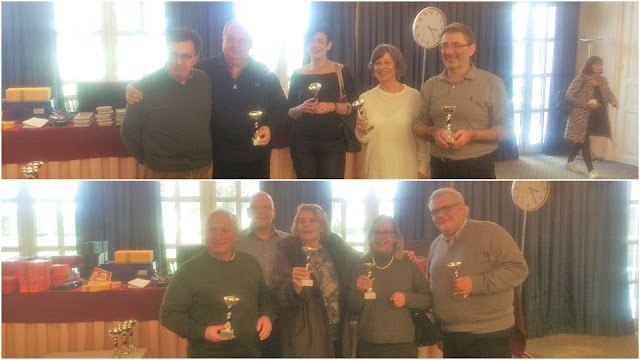 Ολοκληρώθηκε το Περιφερειακό πρωτάθλημα μπριτζ στο Ναύπλιο