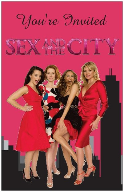 sex and the city sex ideas