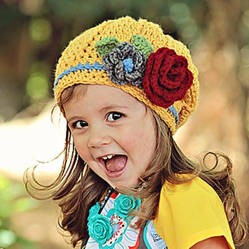 Clara Slouch - Crochet Pattern