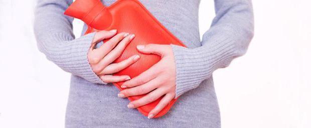 Terapi menghangatkan perut bagian bawah meringankan nyeri akibat Adnexitis