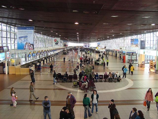 Hotel Aeroport Santiago De Chile