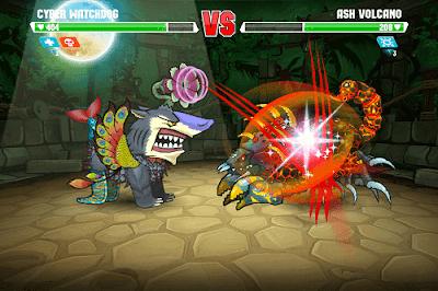 Mutant Fighting Cup 2 v1.0.8 Mod Apk (Mega Mod)2