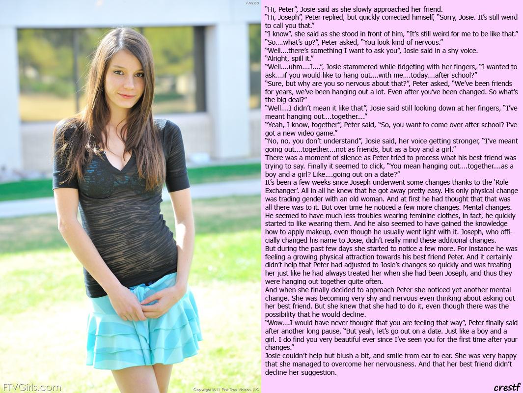 Boyfriend girlfriend role reversal dating 4