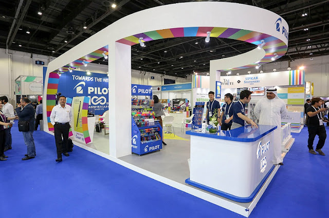 Mystery Box and Corporate Gifts Avenue among new features at region's foremost trade fair for paper, stationery, and office supplies