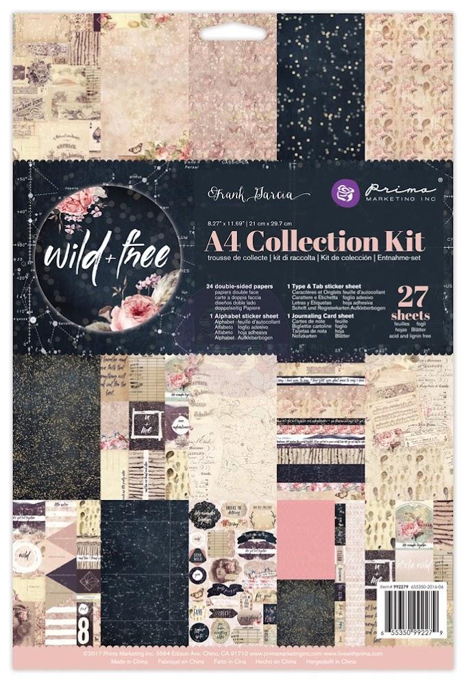 Wild + Free Prima Marketing