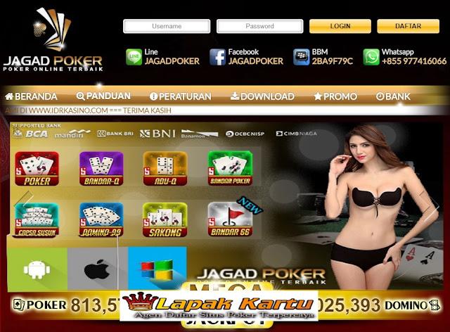 Tips Tepat Memilih Situs Judi Online Terbaik dan Terpercaya - JagadPoker