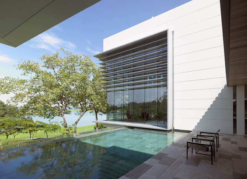 If It S Hip It S Here Archives Lakeshore View House With Suspended Pool In Sentosa Singapore