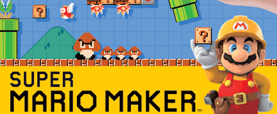 mario maker video game