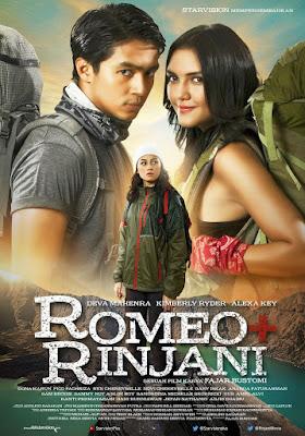 Film Romeo+Rinjani (2015)