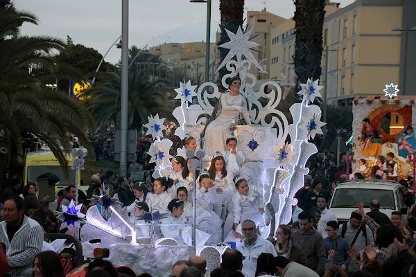 Horario e Itinerario Cabalgata de Reyes Magos en Alcalá de Guadaira (Sevilla) en 2019