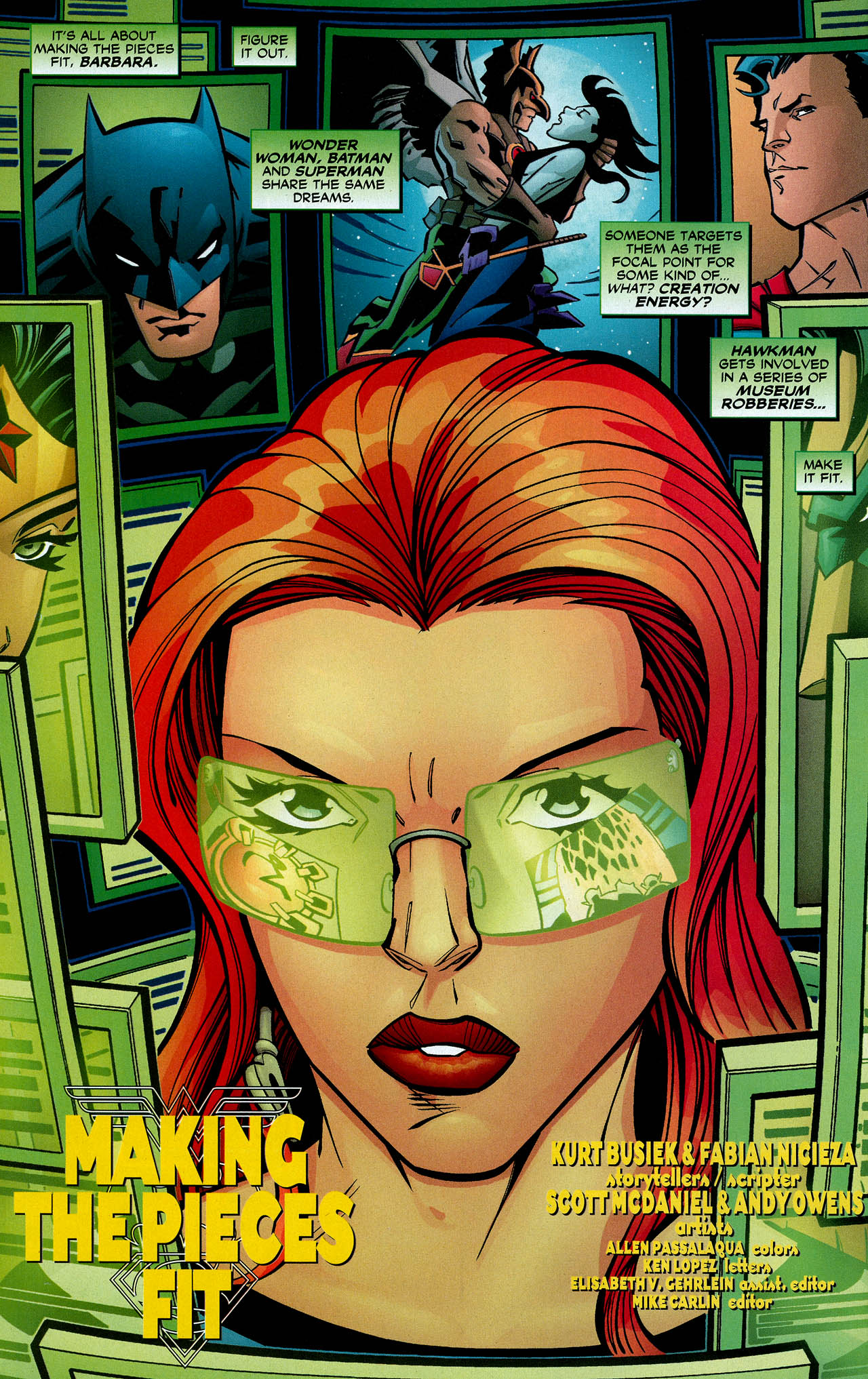 Read online Trinity (2008) comic -  Issue #9 - 20