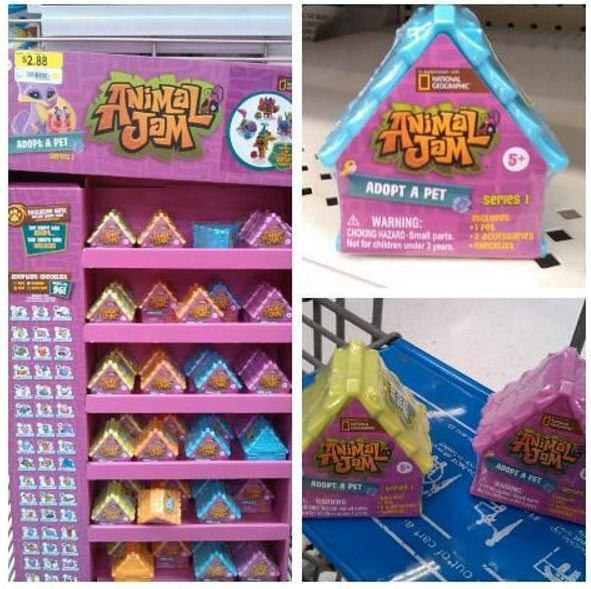 The Animal Jam Whip Animal Jam Toys At Walmart