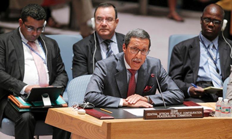 Le ton montre entre le Venezuela et le Maroc à l'ONU à cause du Sahara