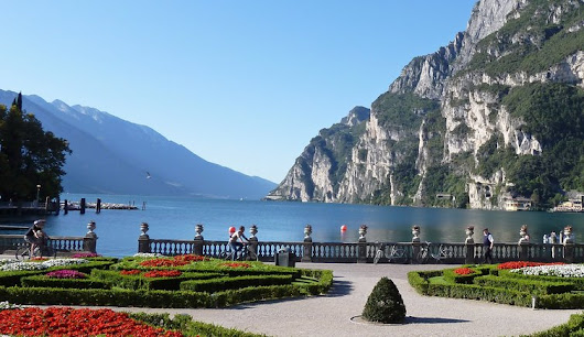 Riva del Garda: Grand Hotel Liberty - M is for Mode by Antonio Cerro
