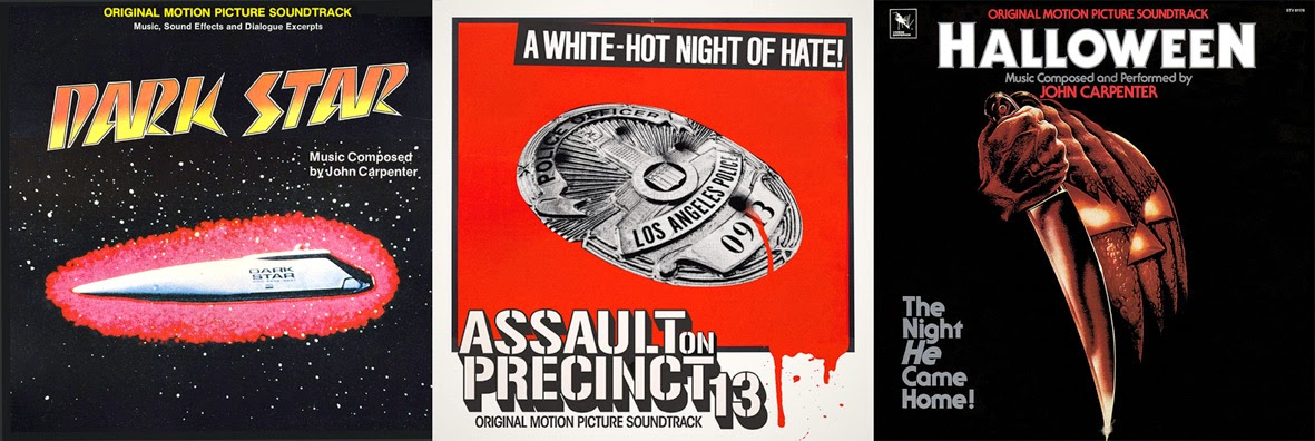 """Dark Star"", ""Assault on Precint 13"", ""Halloween"""