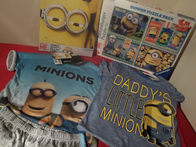Minion Camera Asda : A trip to the george at asda home georgehome