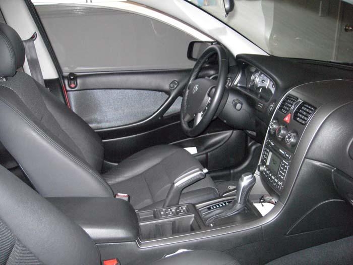 e7235ebe606 Chevrolet Omega V-6 3.6L 2006 usado - interior