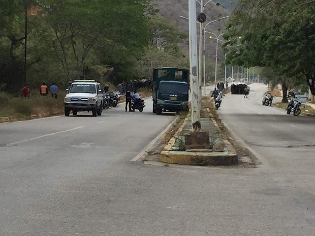 GNB reprimió protesta de estudiantes en la Universidad de Margarita