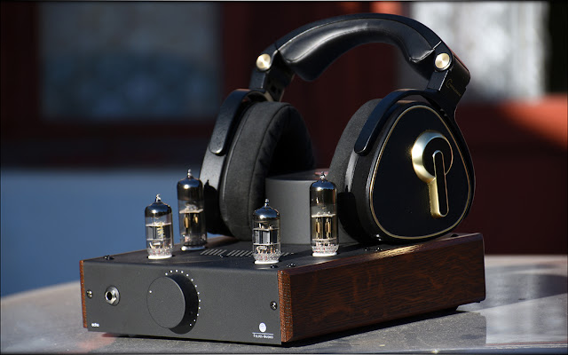 Feliks Echo Tube AMP Review Photos Audiophile Heaven CrossZone CZ1