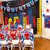 Festa Infantil Homem Aranha - muitas ideias e criatividade!