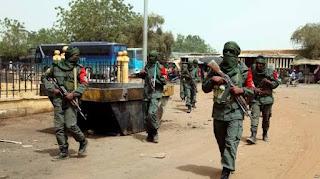 Suspected jihadists kill 40 Tuaregs in north Mali - governor