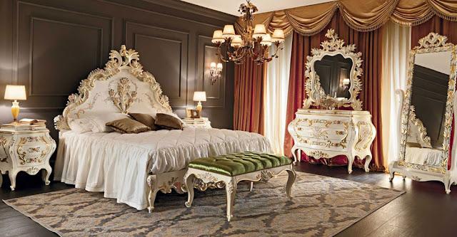 decoration chambre style victorien