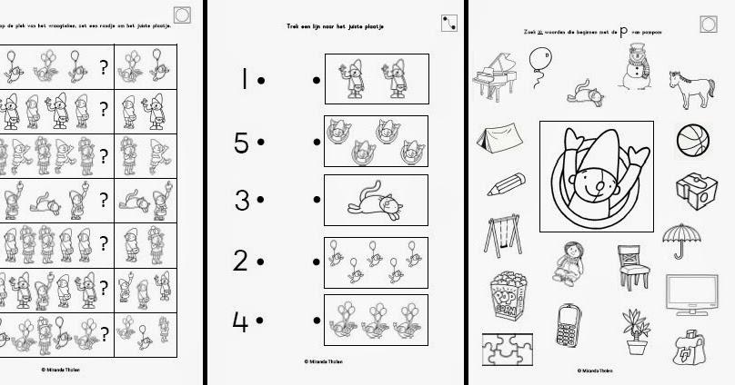 Sinterklaas Kleurplaat Vll Miranda S Lesmaterialen Werkboekje Pompom Schatkist