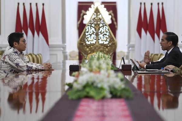 Dosen NTU Singapura: Cara Jokowi Sambut Zaky Mengisyaratkan Dimaafkan tapi tak Berteman