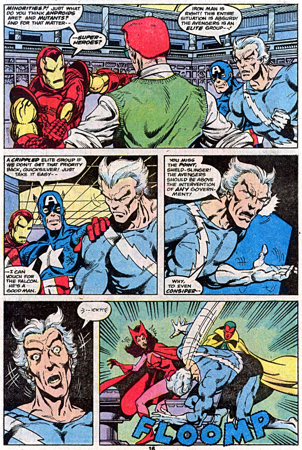 The Avengers (1963) 181 Page 10