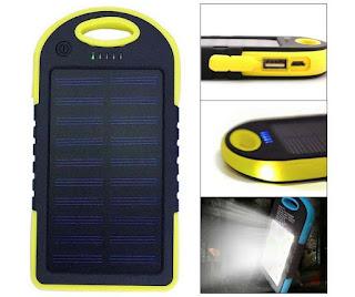 caricabatteria cellulare 8800mah solare DL15