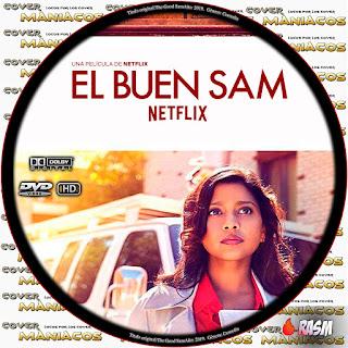 GALETA EL BUEN SAM - GOOD SAM - 2019 [COVER NETFLIX DVD]