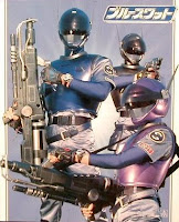 Blue SWAT (1994) Episode Lengkap