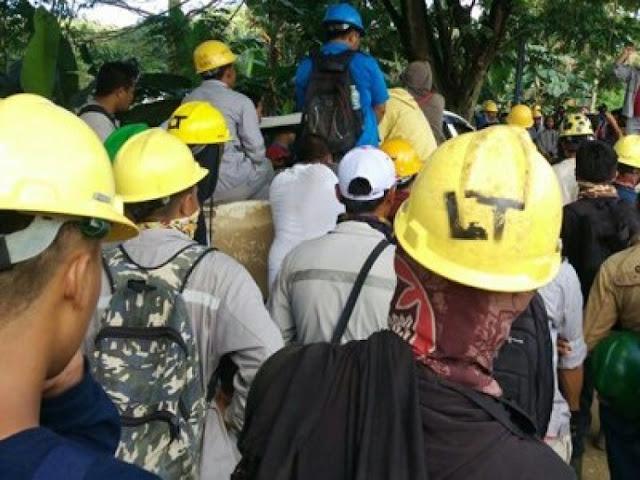 WN China Beraktivitas di Tambang Emas Manggani, DPR: Negara Dibuat Seolah Tak Miliki Pemerintah