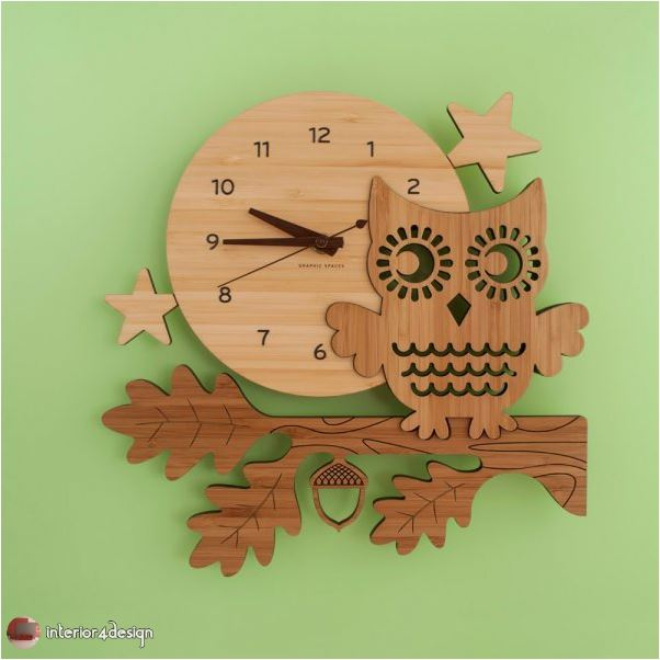 Wall Clocks For Kids Rooms 13