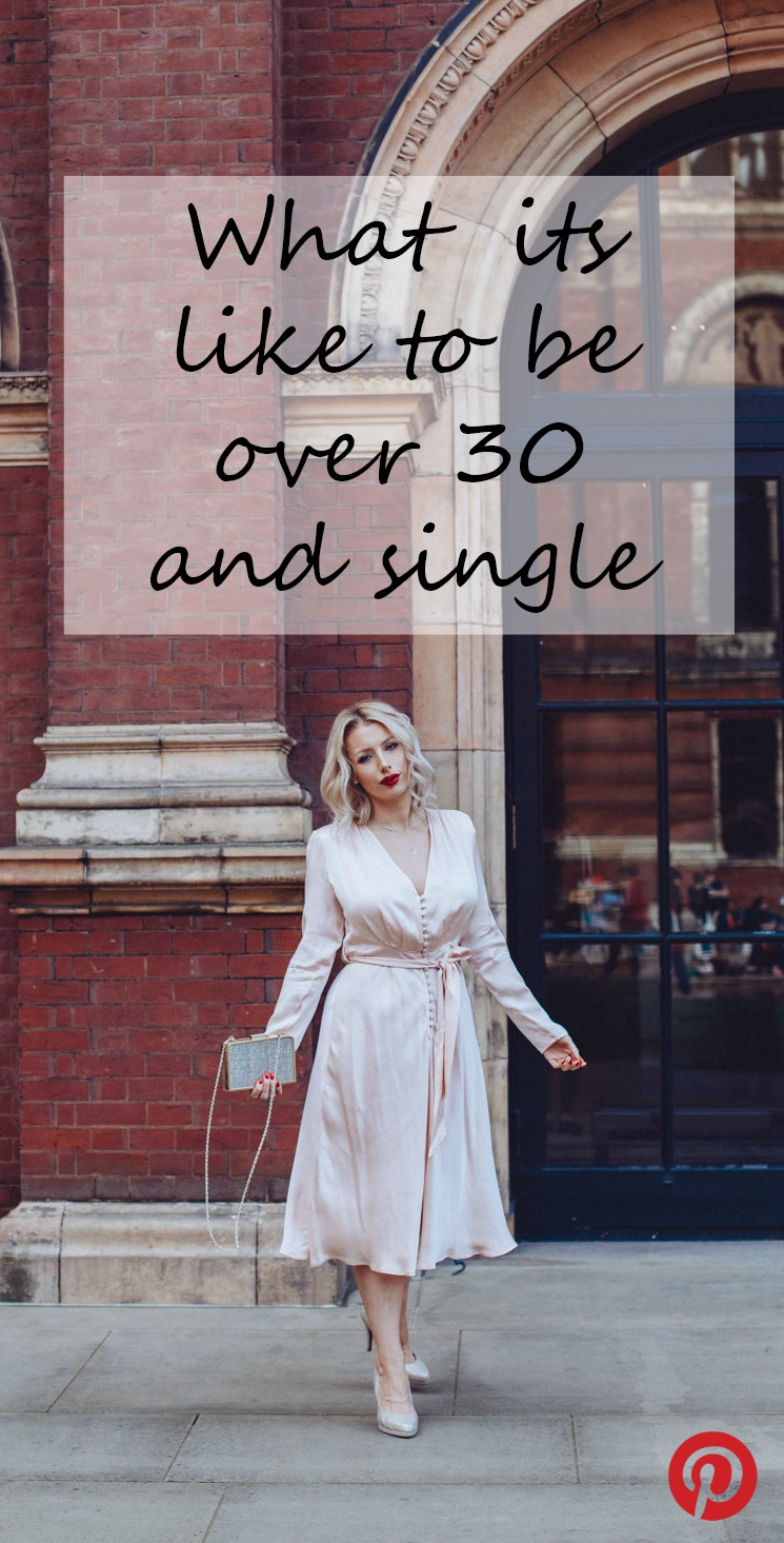 What it's like to be over 30 and single