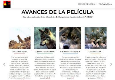 http://www.wildspain.org/felixrodriguezdelafuente/cuento.de/lobos/