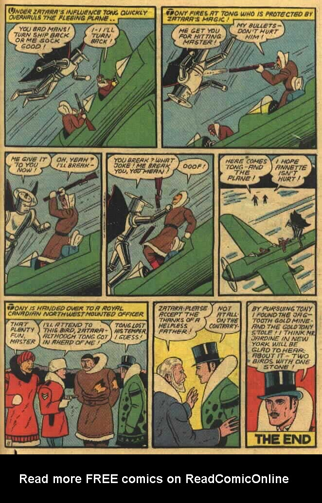 Read online Action Comics (1938) comic -  Issue #26 - 64