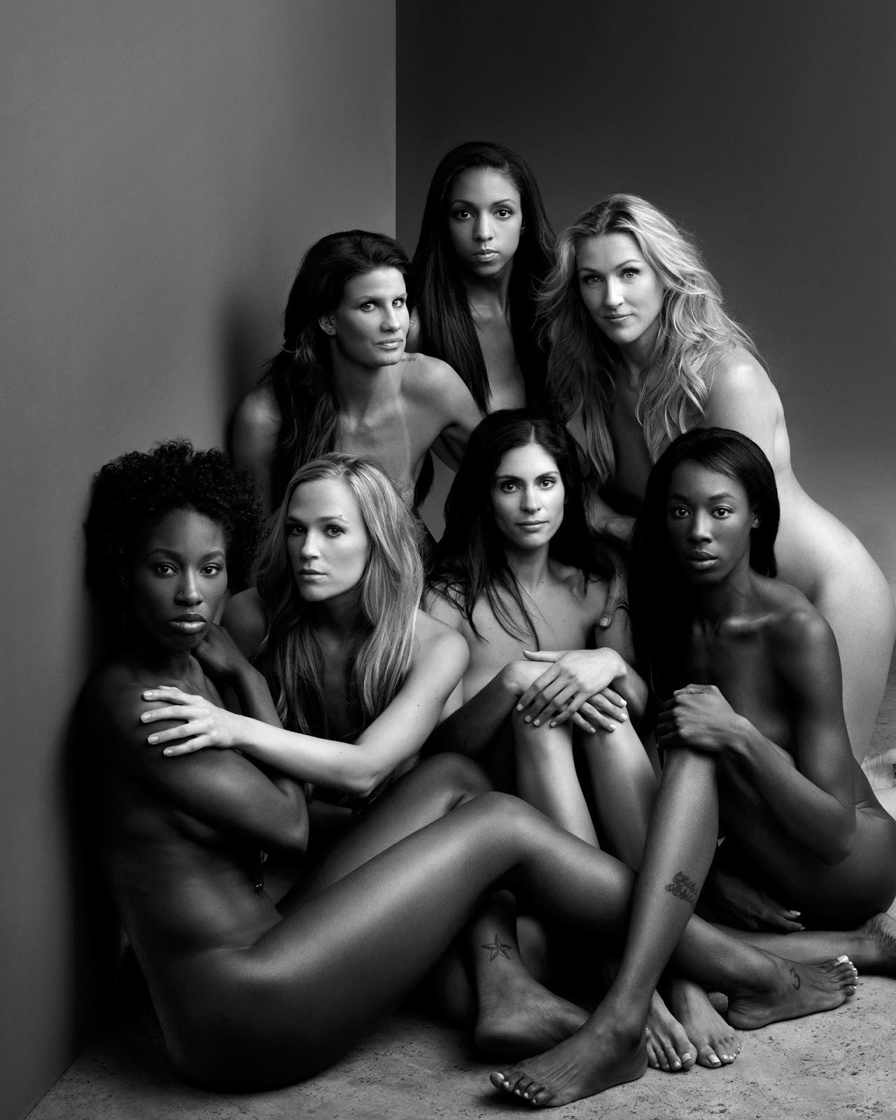 ESPN Body Issue 2012: Power Ranking Hottest Female Pics