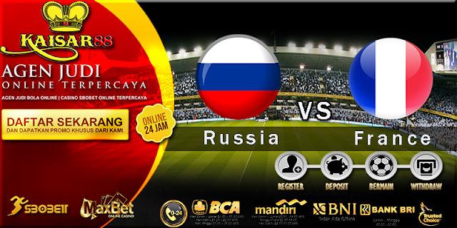 Prediksi Bola Jitu Russia vs France 27 Maret 2018