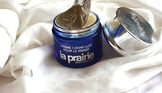 reviews on la prairie skin care