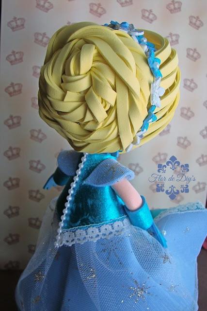 peinado-cenicienta-goma-eva-flor-de-diys
