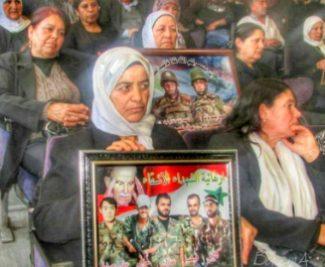syrian women