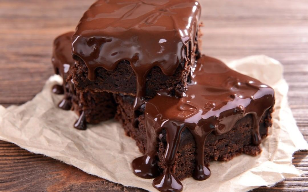 Bolo de Chocolate Sem Açúcar