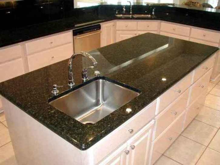 Cara Membuat Meja Dapur Granit yang Mudah Manfaat Marmer