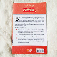 Buku Ayo Belajar Bahasa Arab Attuqa Kelas 1,2,3,4,5,6