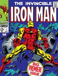 Iron Man (1968) comic | Read Iron Man (1968) comic online in