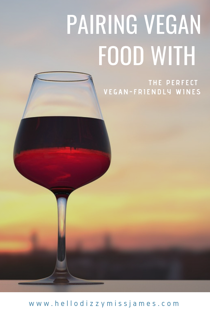 Pairing Vegan Food with Vegan-Friendly Wines