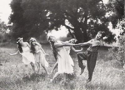 """""""Солнечная сторона"""" (Sunnyside) (1919) 3"""